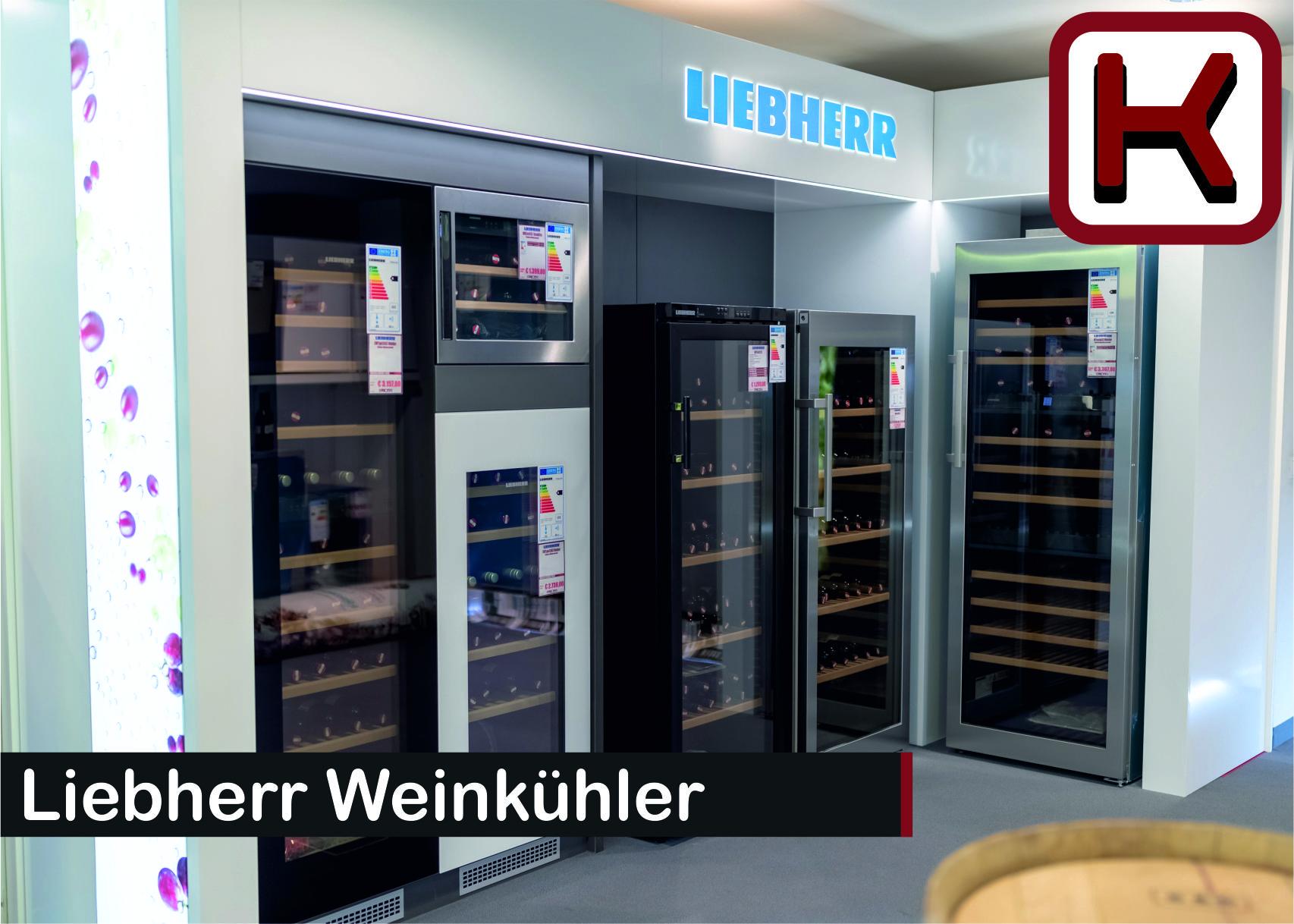 Liebherr Weinschränke