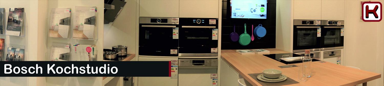 Bosch Kochstudio