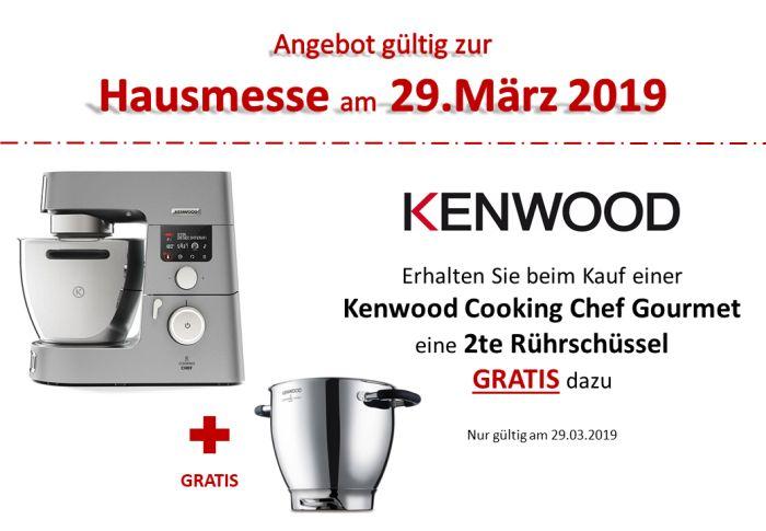 Kenwood Hausmesse