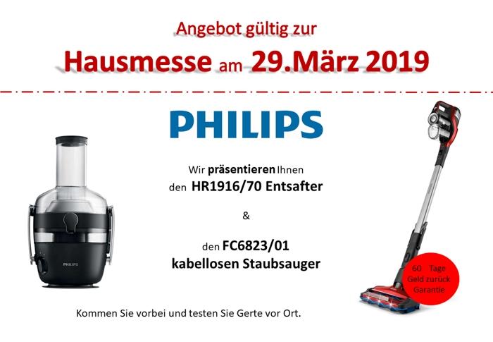 Philips Hausmesse