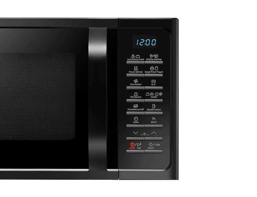 28 L | 900 W Heißluft Grill Kombination | MC28H5015CSEG