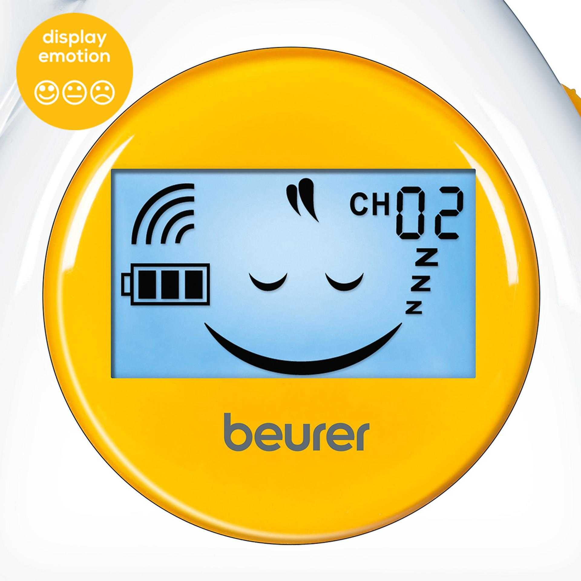 BEURER BY 84 | Analoges Babyphone