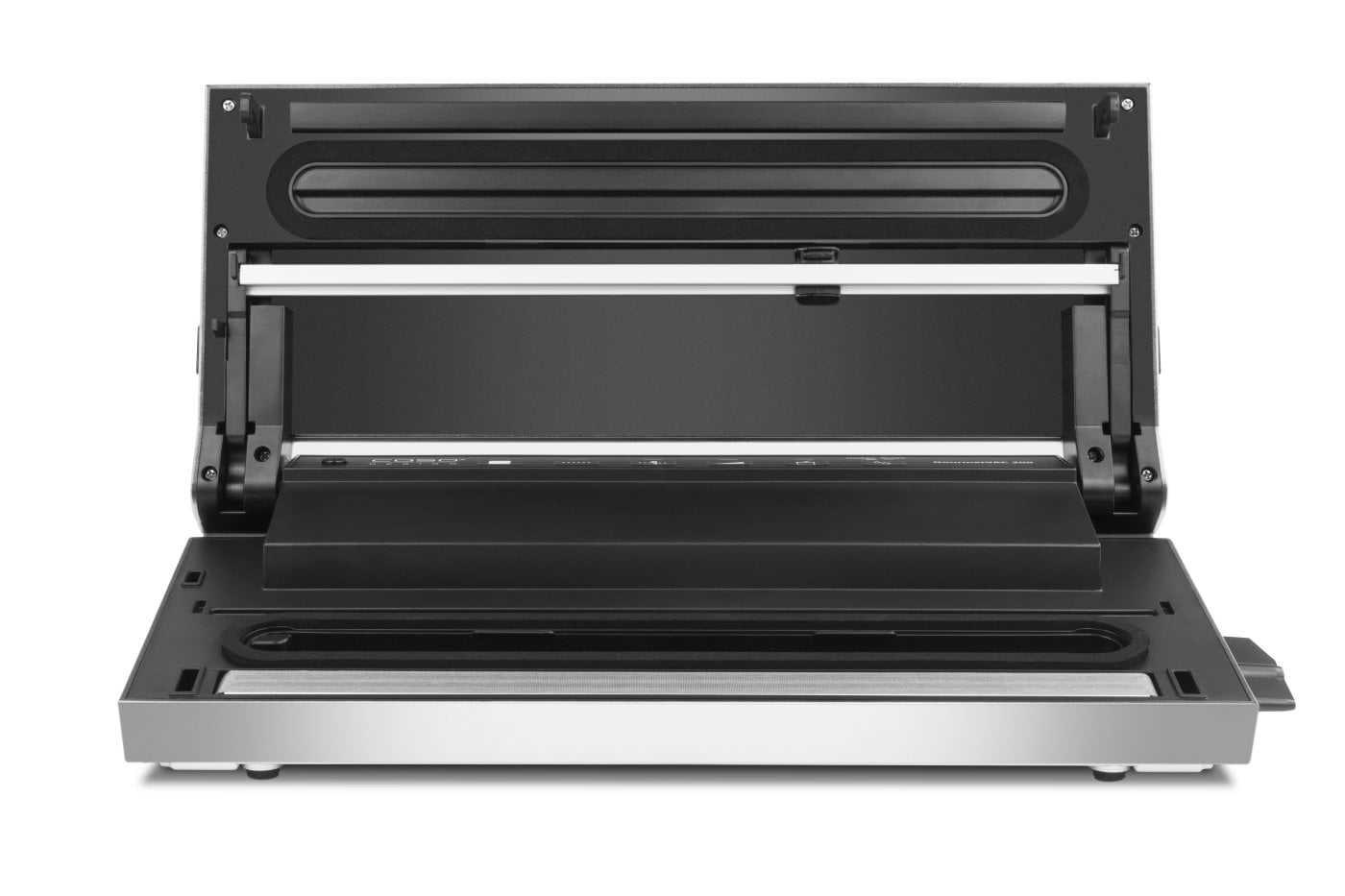 CASO GourmetVAC 280 | vollautomatisches Vakuumiersystem zum Vakuumieren Ihrer Lebensmittel