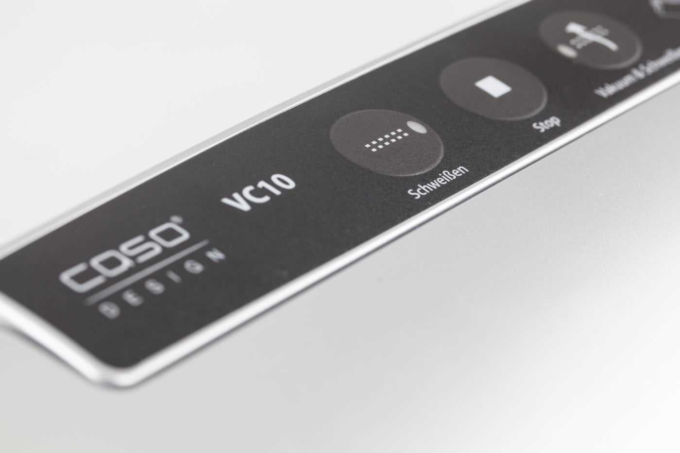CASO VC10   vollautomatisches Vakuumiersystem zum Vakuumieren Ihrer Lebensmittel