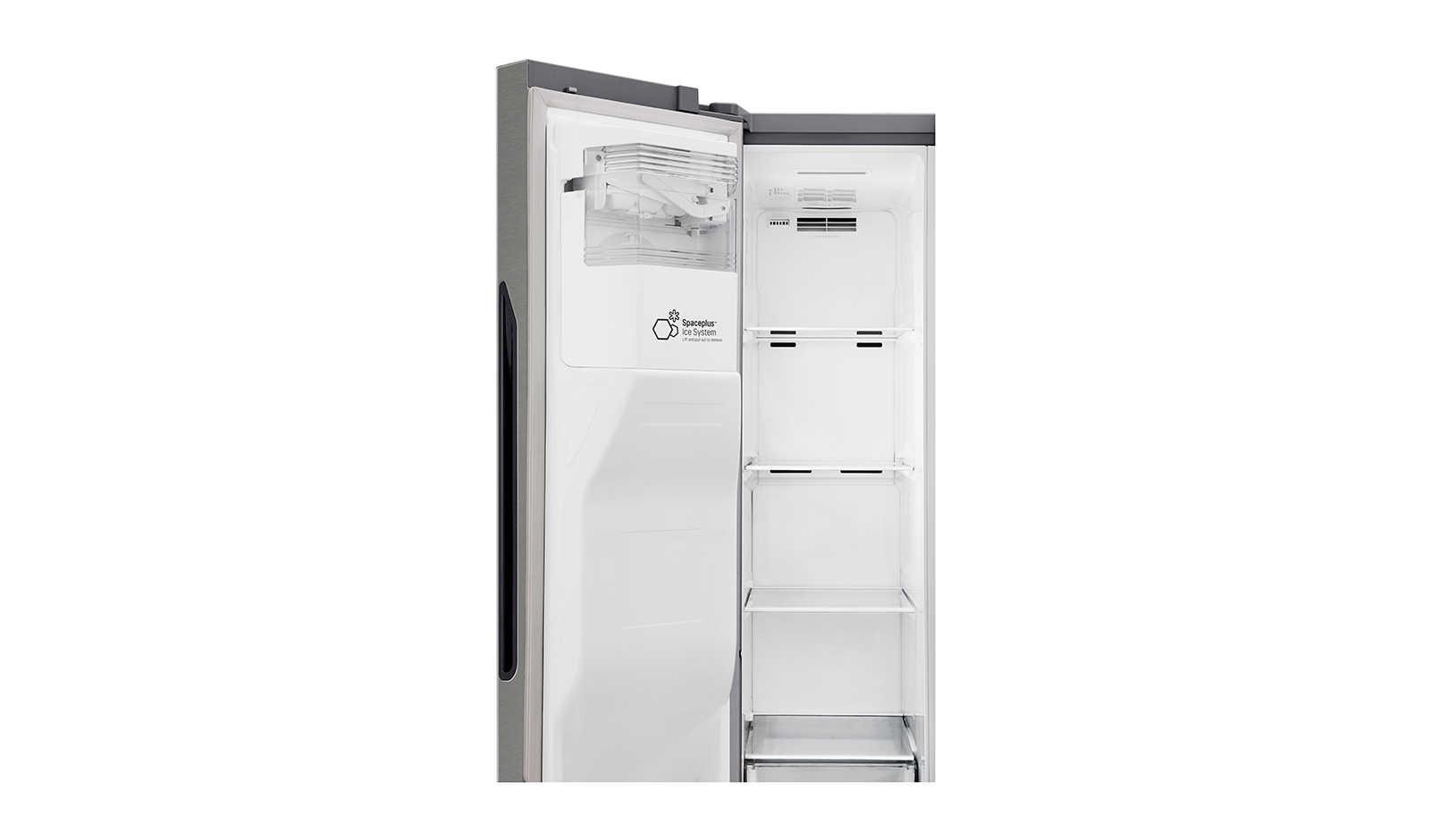 LG GSL361ICEZ   Side-by-Side mit Total No Frost, kein Festwasseranschluss notwendig