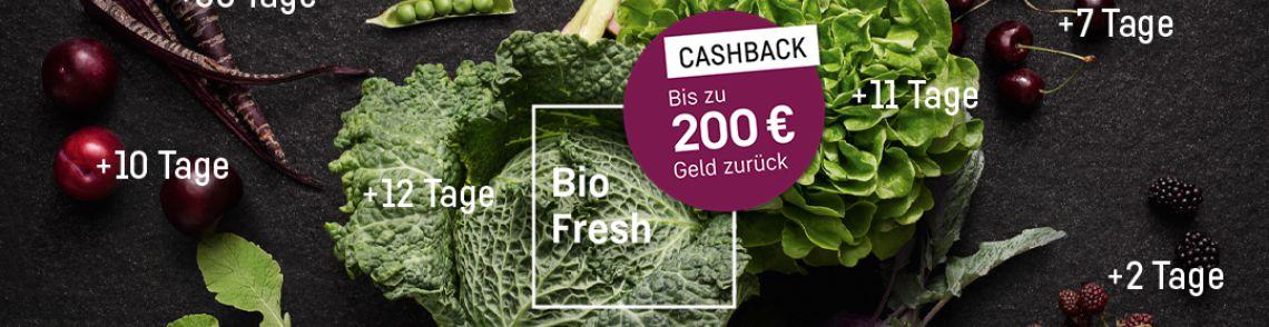 Liebherr BioFresh Cashback-Aktion 2021