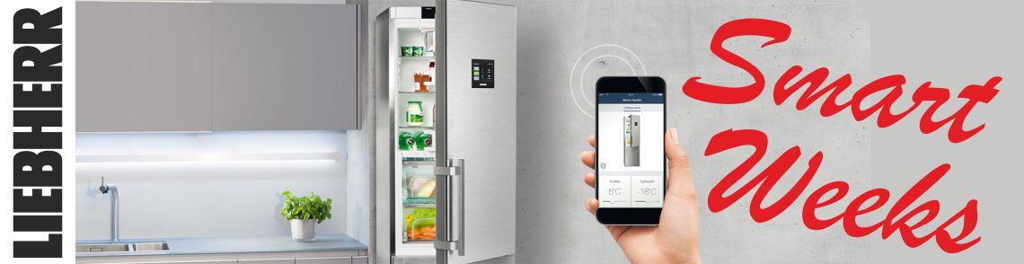 Liebherr SmartWeeks: Vom 14. September - 31. Oktober Kühlgerät registrieren und gratis SmartDeviceBox sichern!