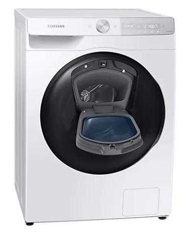 SAMSUNG WW80T854ABH   WW8500T QuickDrive Waschmaschine 8kg   AddWash