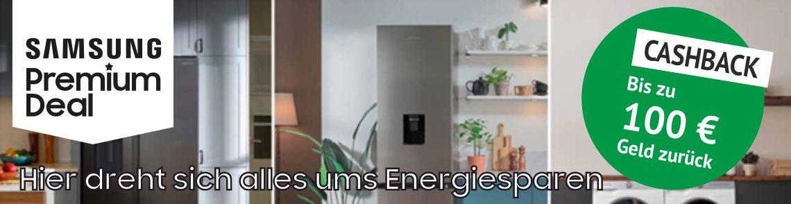 Samsung: Hier dreht sich alles ums Energiesparen