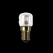 XAVAX 112440 Backofenlampe, 15W, 300°, E14, Birnchenform, klar