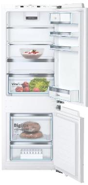 BOSCH KIS77ADD0    Serie   6 Einbau-Kühl-Gefrier-Kombination mit Gefrierbereich unten 157.8 x 55.8 cm