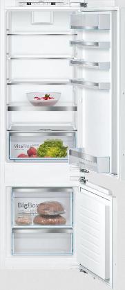 BOSCH KIS87ADD0    Serie   6 Einbau-Kühl-Gefrier-Kombination mit Gefrierbereich unten 177.2 x 55.8 cm