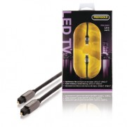 PROFIGOLD Digital-Audio-Kabel Toslink male - Toslink male 2.00 m Anthrazit