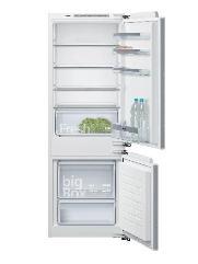 SIEMENS KI77VVFF0 | iQ300 Einbau-Kühl-Gefrier-Kombination mit Gefrierbereich unten 157.8 x 54.1 cm