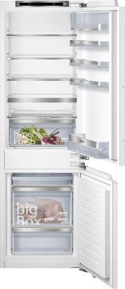 SIEMENS KI86SADE0 | iQ500 Einbau-Kühl-Gefrier-Kombination mit Gefrierbereich unten 177.2 x 55.8 cm