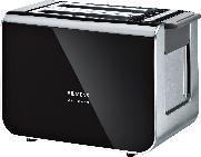 SIEMENS TT86103 | Kompakt Toaster sensor for senses Schwarz
