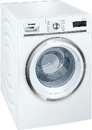 SIEMENS WM16W4C1 | iQ700 Waschmaschine, Frontlader 8 kg 1600 U/min. | Extraklasse | Energieeffizienzklasse A+++