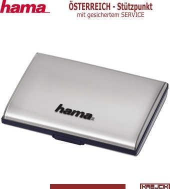 """HAMA 49915 """"Fancy"""", Silber"""