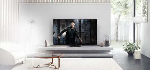 PANASONIC TX-55HZW984 OLED TV  55 Zoll Fernseher mit Dolby Vision