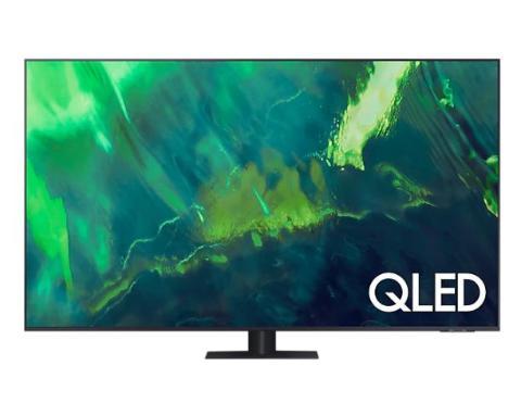 """SAMSUNG 55Q75A   55"""" QLED 4K TV Q75A (2021)"""