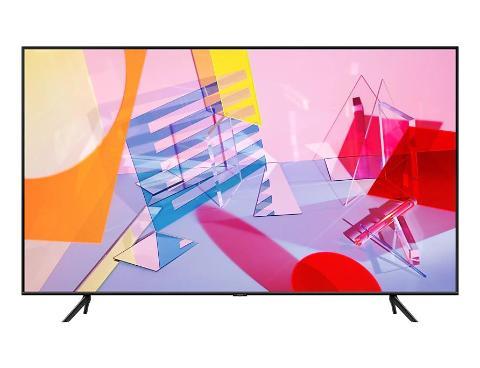 "SAMSUNG QE75Q60T | 75"" QLED 4K Q60T (2020) | Fernseher | Energieeffizienzklasse A+"