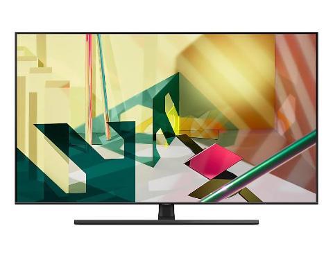 "SAMSUNG QE85Q70T   85"" QLED 4K Q70T (2020)   Fernseher   Energieeffizienzklasse A+"