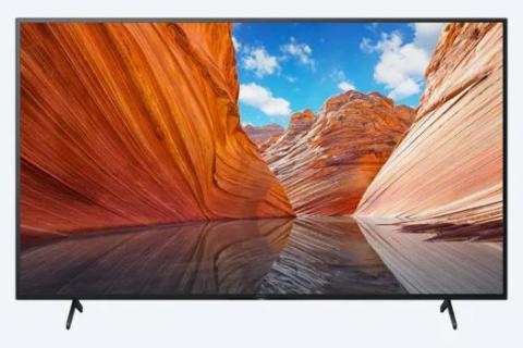 SONY KD43X80JAEP   4K Ultra HD   High Dynamic Range (HDR)   Smart TV (Google TV)