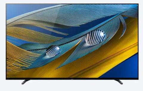 SONY XR55A80JAEP  BRAVIA XR   OLED   4K Ultra HD   High Dynamic Range (HDR)   Smart TV (Google TV)