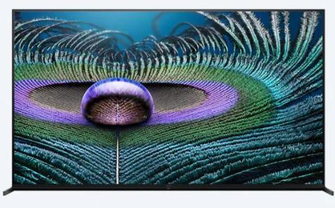 SONY XR85Z9JAEP | BRAVIA XR | MASTER Series | Full Array LED | 8K | High Dynamic Range (HDR) | Smart TV (Google TV)