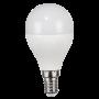 XAVAX 112256 E14, 470lm ersetzt 40W, Tropfenlampe, Warmweiß, RA90