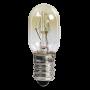 XAVAX 112491 Backofenlampe 25W, 300°, E14, Birnchenform, klar