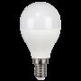 HAMA 112507 E14, 530lm ersetzt 43W, Tropfenlampe, Tageslicht