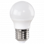XAVAX 112524 E27, 470lm ersetzt 40W, Tropfenlampe, Warmweiß