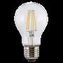 XAVAX 112552 E27, 810lm ersetzt 60W, Glühlampe, Warmweiß