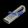 """HAMA 123920 """"Hook-Style"""" 16GB blau"""