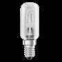 XAVAX 112487 Halogen-Dunstabzugshaubenlampe, 40 W, Röhrenform, klar, E14