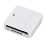 "HAMA 94125 USB-2.0-Multi-Kartenleser ""Basic"", Weiß"