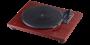 TEAC TN-180BT-CH kirsche | Analog-Plattenspieler mit Phono EQ, Bluetooth und 3 Geschwindigkeiten