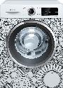 CONSTRUCTA CWF14W6D | Waschmaschine, Frontlader 8 kg mehrfarbig, 1400 U/min. | Energieeffizienzklasse A+++